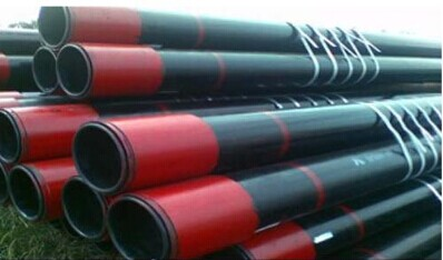 Steel Line Pipe Structural Piling Casing Coated