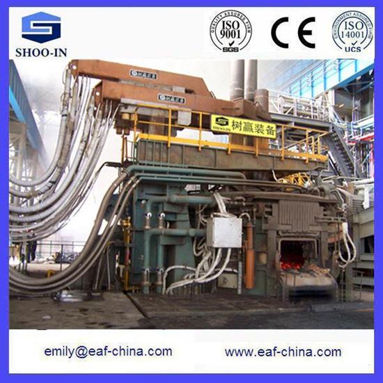 Steel Making Electric Arc Furnace Eaf
