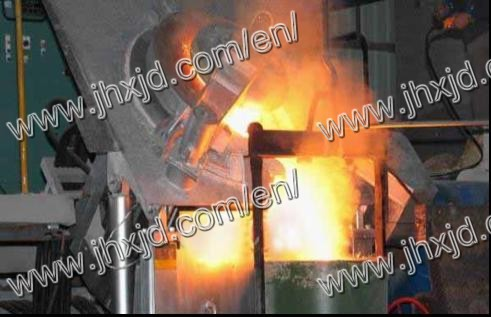 Steel Melting Induction Furnace 5ton