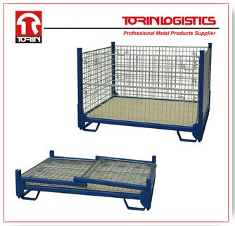 Steel Mesh Container Swk8002