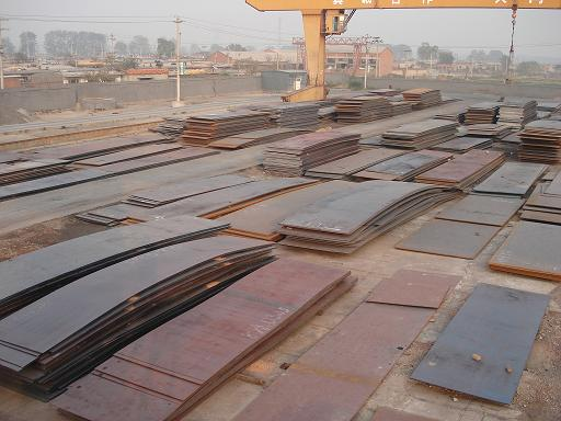 Steel Plate Used In Shipbuilding