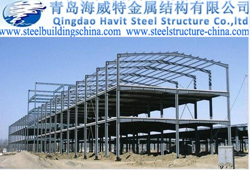 Steel Structure Buildings Workshop Warehouse Prefabricated