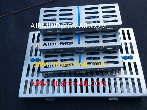 Sterilization Trays Instruments Box Container