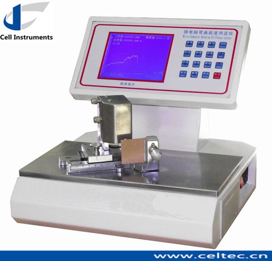 Stiffness Tester For Paper And Card Board