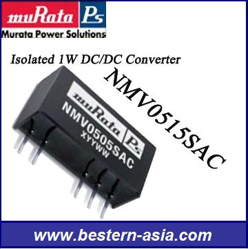Stock For Murata Ps Nmv0515sac Dc Converters 15v 1 W 2000pcs Factory Pinout