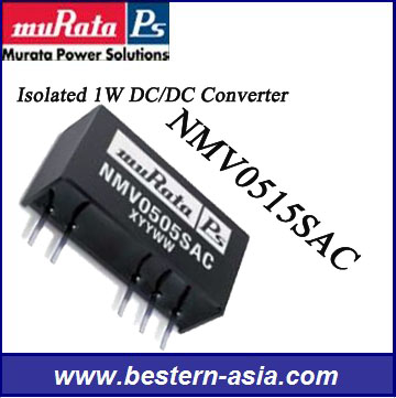 Stock For Murata Ps Nmv0515sac Dc Converters 15v 1 W