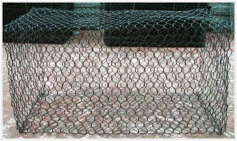 Stone Cage Wire Mesh Gabion