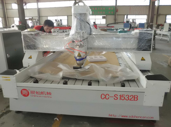 Stone Carving Cnc Router Machine Cc S1532b