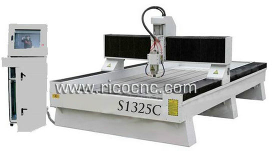 Stone Cnc Router Machine For Natural Cutting Carving S1325c