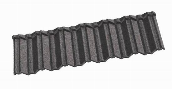 Stone Coated Metal Roof Tile In Nosen Type 4