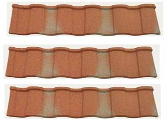 Stone Coated Metal Roof Tile Roman