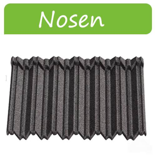 Stone Coated Metal Roofing Tile In Nosen Type 1