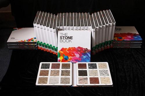 Stone Sample Guide Book