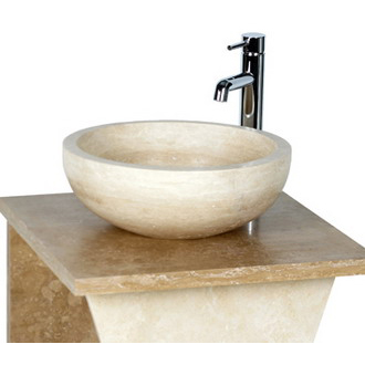 Stone Sink Marble Basin Vessel Sinks