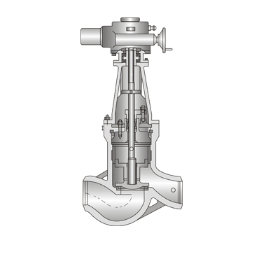Stop Check Valve Of Power Station Valves