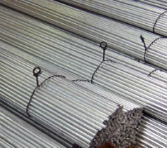 Straightened And Cut Annealed Galvanized Wire