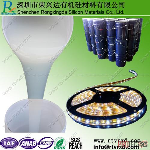 Strip Light Silcione Rubber