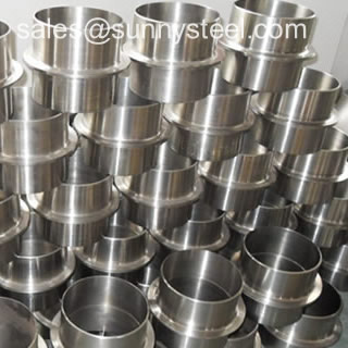 Stub Ends Are Fittings Used In Place Of Welded Flanges Where Rotating Back Up Desired