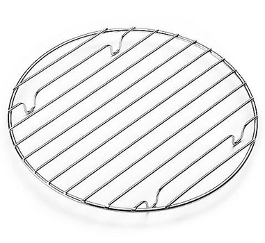 Sturdy And Heat Resistant Round Oven Racks For Baking