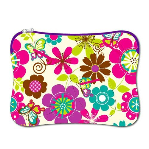 Stylish Design Colorful Neoprene Laptop Sleeve