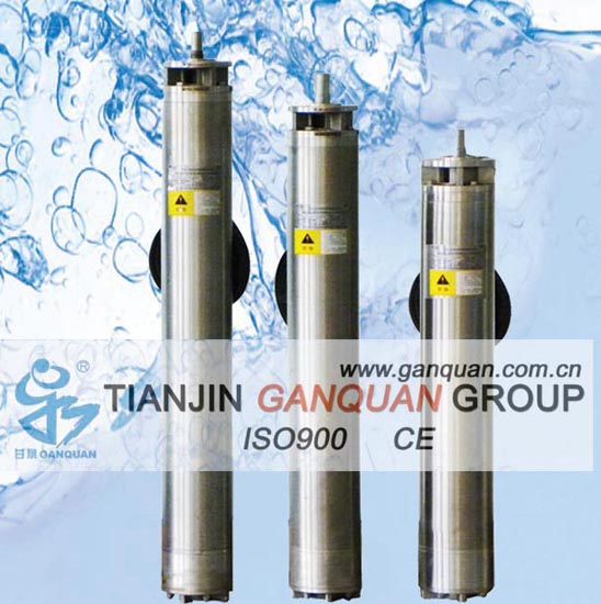Submersible Motor For Pump