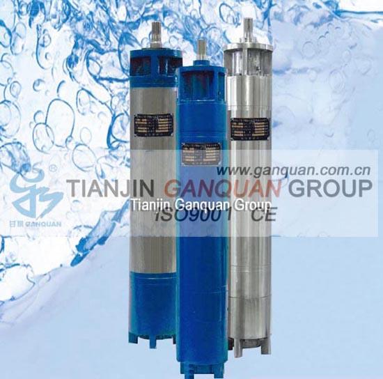 Submersible Motor For100 Deg C