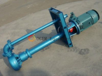 Submersible Slurry Pump For Drilling Fluid In Solid Control