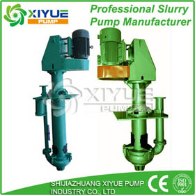 Submersible Vertical Slurry Sump Pumps For Mud Water