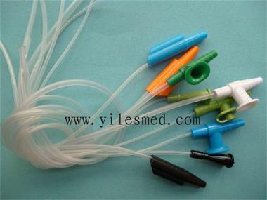 Suction Catheters Plastic Catheter