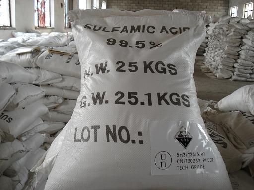Sulfamic Acid Cas No 5329 14 6