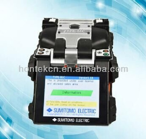 Sumitomo Type 81c Fusion Splicer Machine