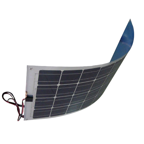 Sun Gold Power 100w Mono Crystalline Semi Flexible Solar Panel Module