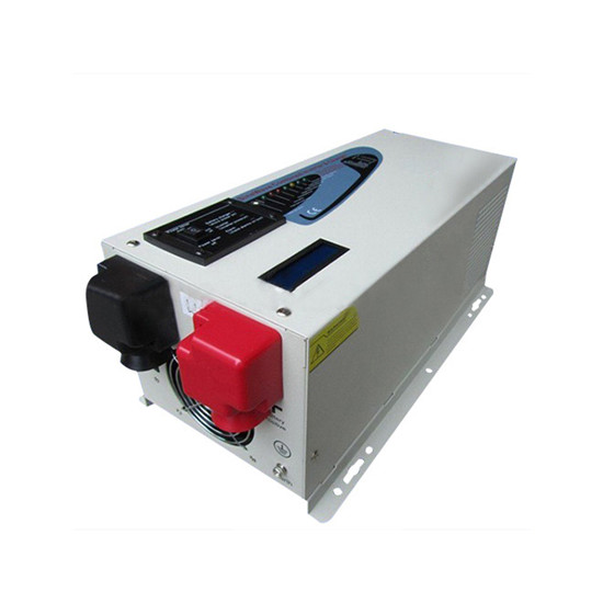 Sun Gold Power 2000w Peak 6000w Dc24v Pure Sine Wave Inverter With Charger 30amp Lcd Screen