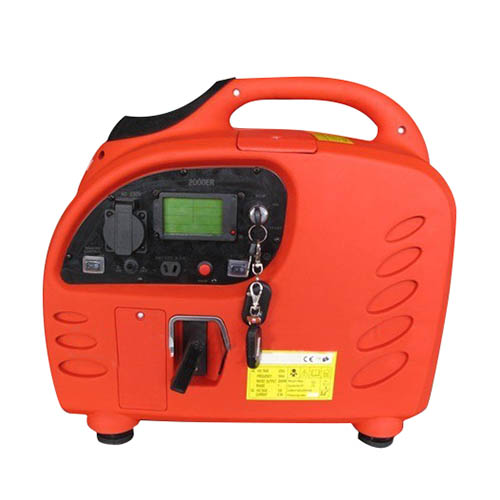 Sun Gold Power 2kw Silent Petrol Digital Inverter Portable Suitcase Generator