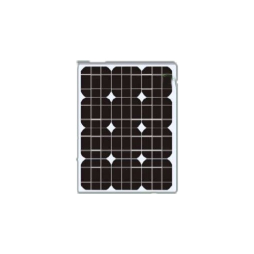 Sun Gold Power 30w Monocrystalline Solar Panel Module Kit