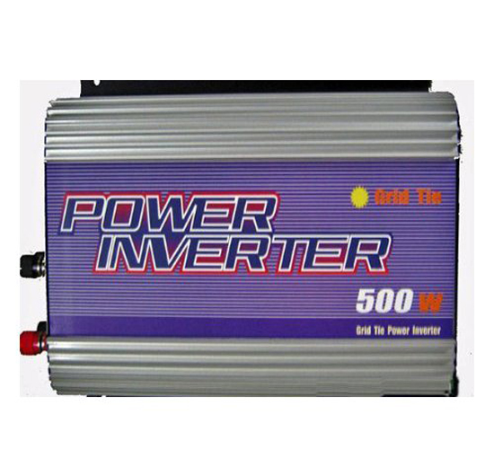 Sun Gold Power 500w Grid Tie Inverter For Wind System Dc Ac Input 22v 60v