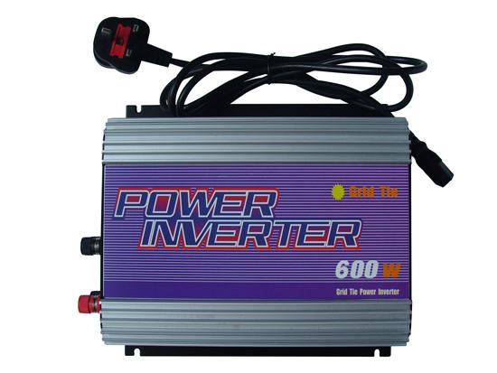 Sun Gold Power 600w Grid Tie Inverter For Wind System Dc Ac Input 22v 60v