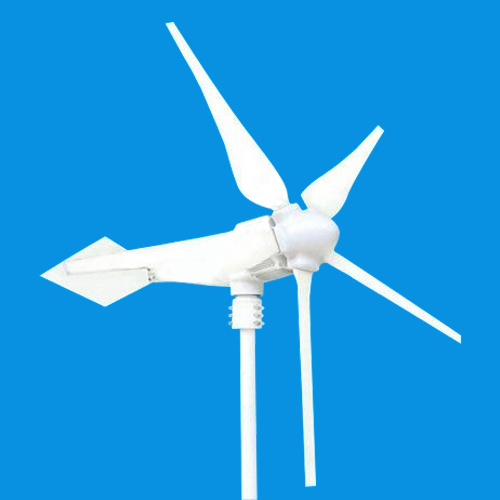Sun Gold Power 800w Horizontal Axis Wind Turbine Generator 24v Ac 5 Blades