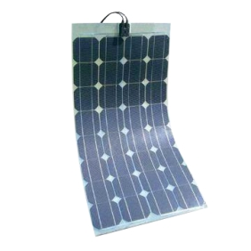 Sun Gold Power 80w Mono Crystalline Semi Flexible Solar Panel Module