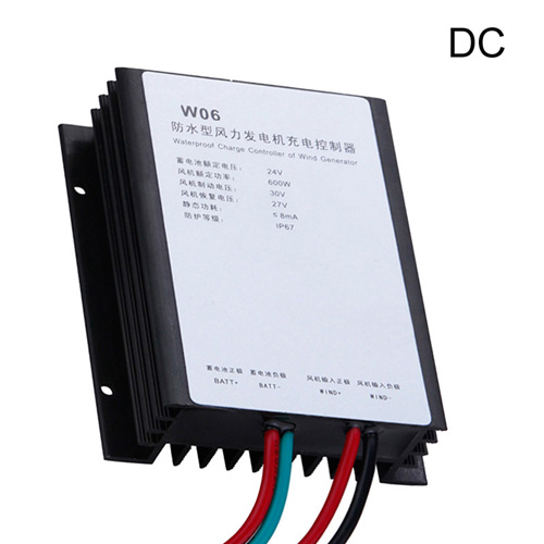 Sun Golod Power Wind Charge Controller For 100w 200w 300w 400w 500w 600w Dc24v Turbine Generator
