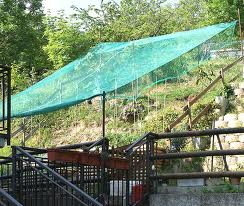 Sun Shade Net For Several Usage Areas