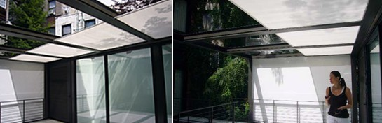 Sun Shades Are Used To Protect The Windows And Doors Other