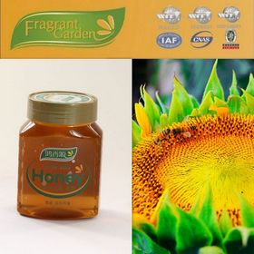 Sunflower Honey Pure Natural Oem