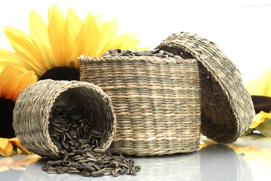 Sunflower Seeds For Oil And Snack