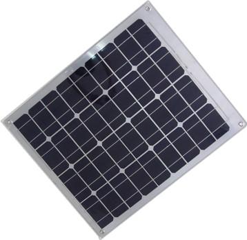 Sungold Power 45w Mono Crystalline Semi Flexible Solar Panel Module Kit
