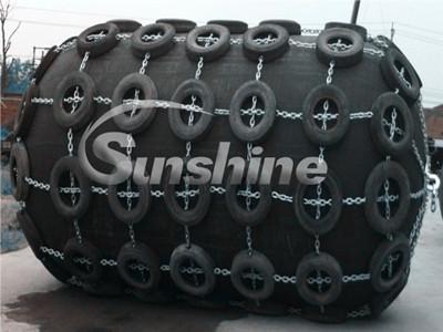 Sunshine Foam Filled Fender For Supply