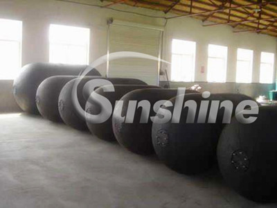 Sunshine Inflated Rubber Fender For Sale