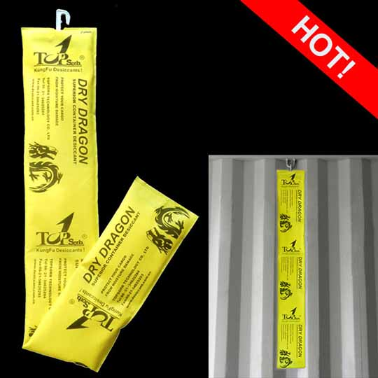 Super Desiccant Dry Dragon 1000 Container Strips