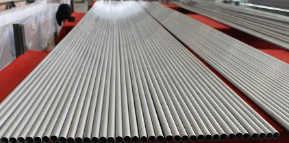Super Ferritic Stainless Steel Tube For Industry Solution