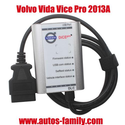 Super Volvo Dice Pro Silver 2013a